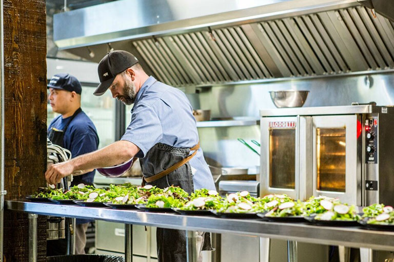 Food for thought: A conversation with Chef Ben Kramer