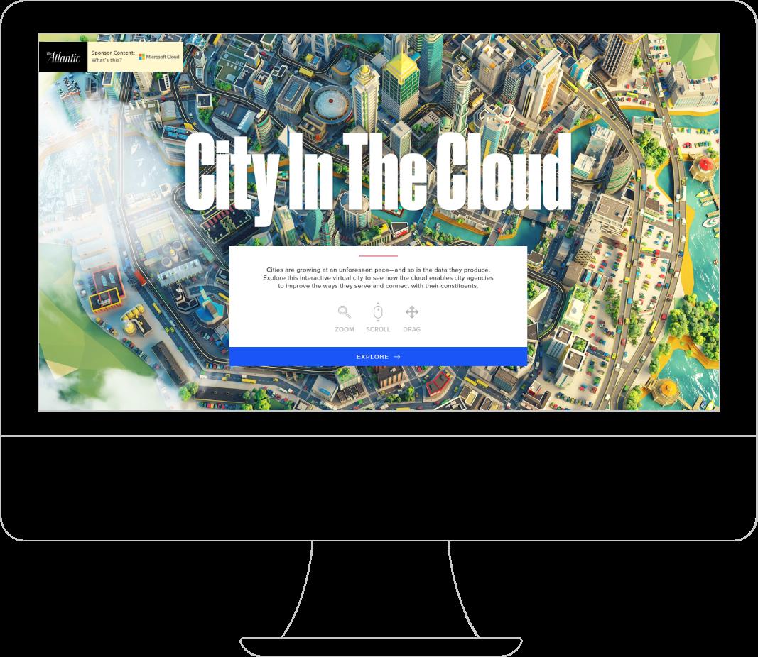 Microsoft-City-In-The-Cloud-Intro-L2D