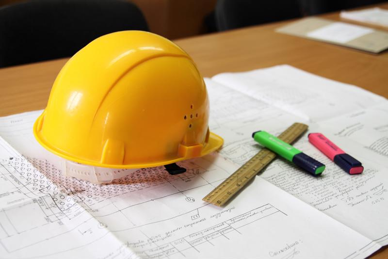 Contractors' items are at risk for theft during construction.