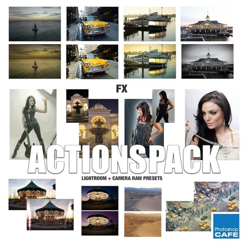 Colin Smith's Action Pack