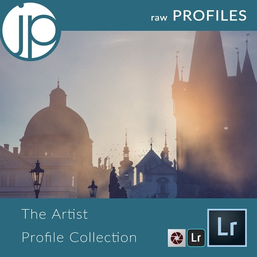 Lightroom: Profiles Curves & Presets