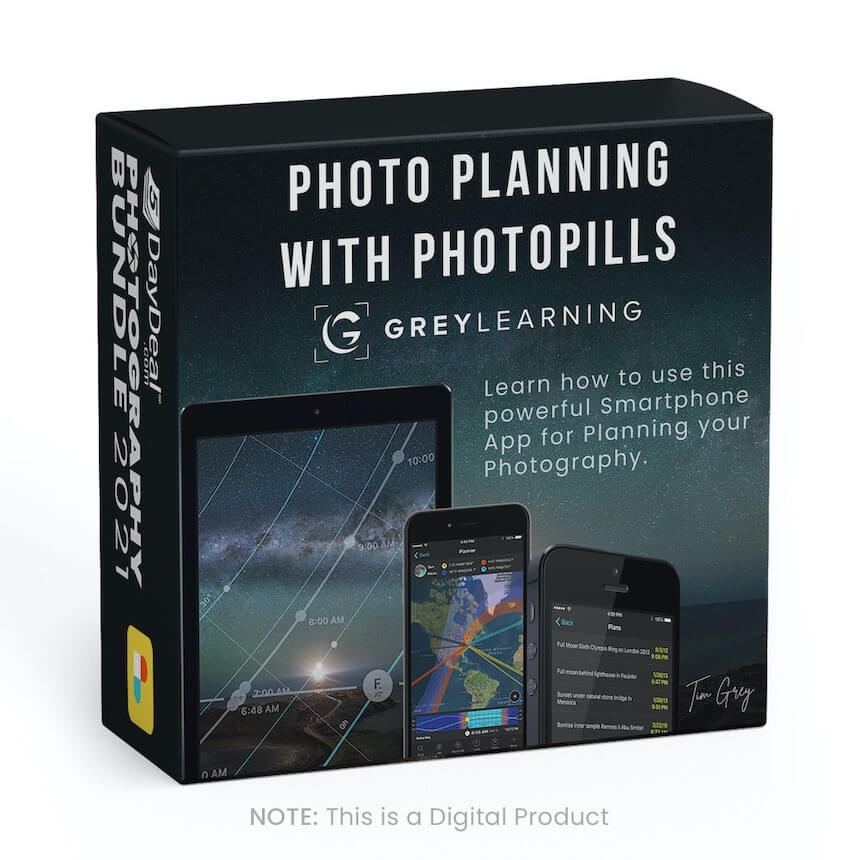 Photo Planning with PhotoPills