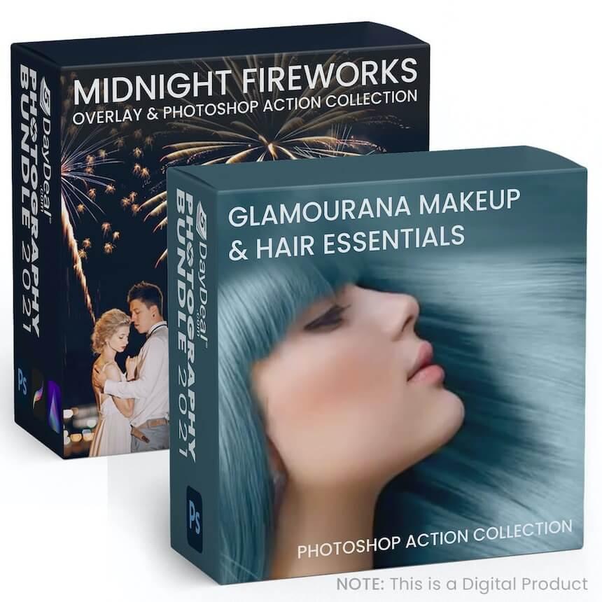Glamourana Action Collection & Midnight Fireworks Bundle