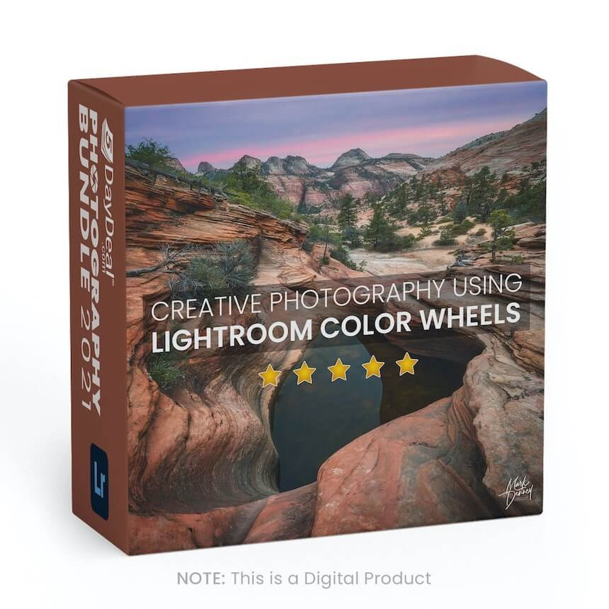 Creative Photography Using Lightroom Color Wheels