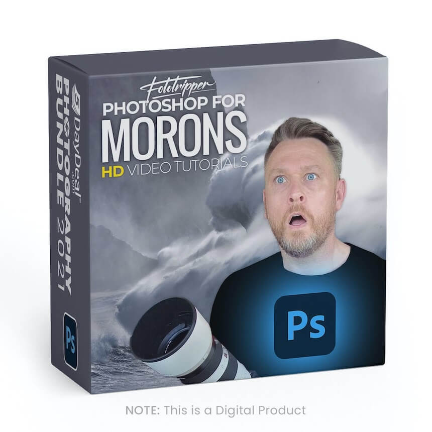 Photoshop for Morons
