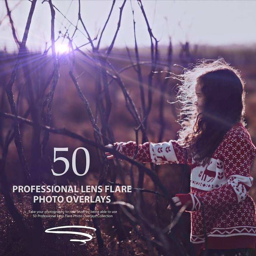 10000+ Cinematic Photo Overlays Bundle