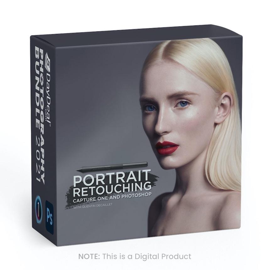 Portrait Retouching - Capture One and Photoshop