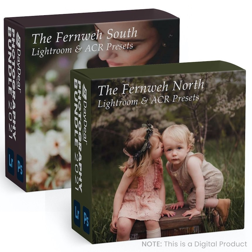 The Fernweh North and South Preset Collection