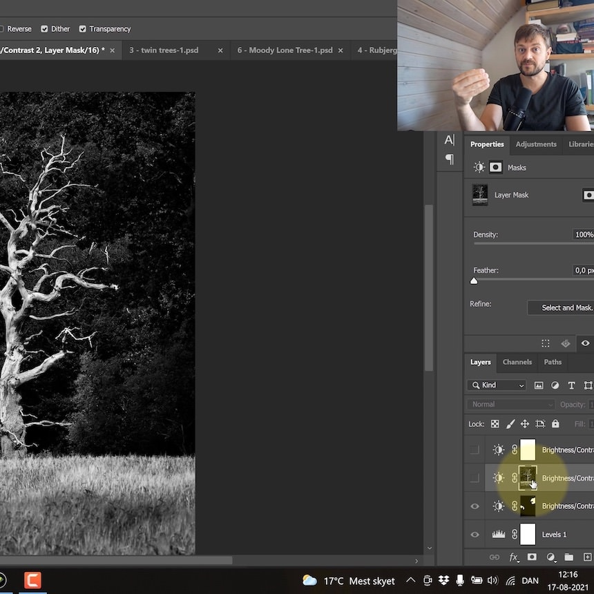 Mastering Black and White Landscape Photography