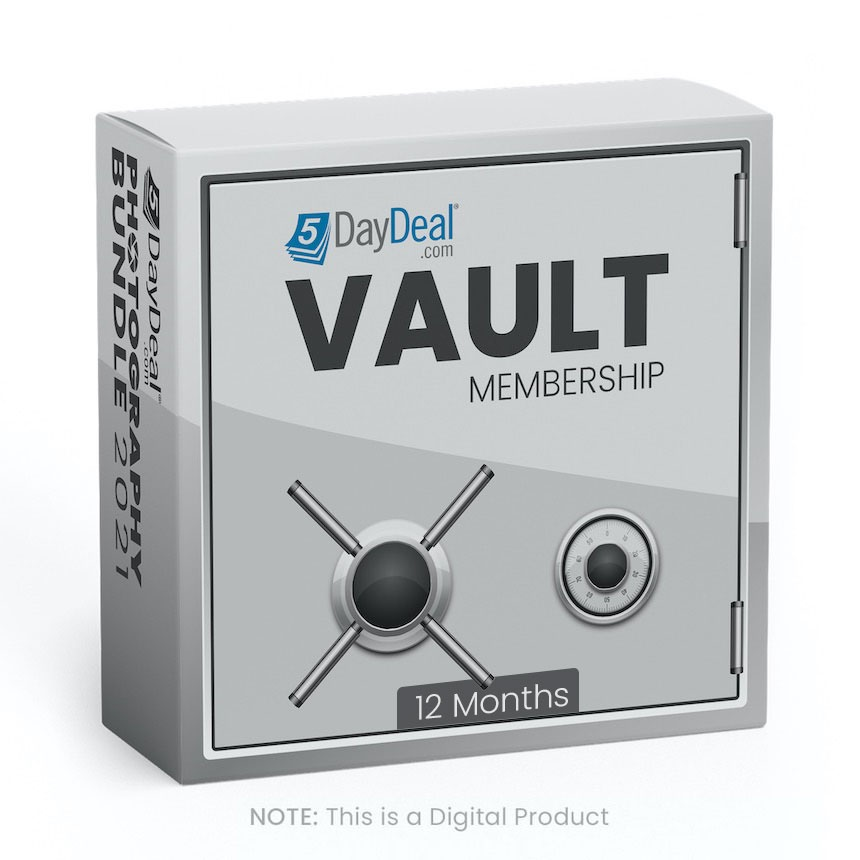 1 Year VAULT Membership