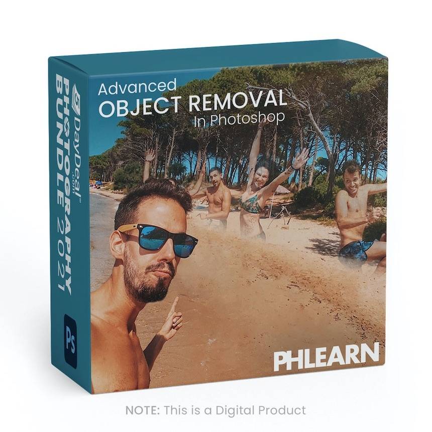 Advanced Object Removal in Photoshop