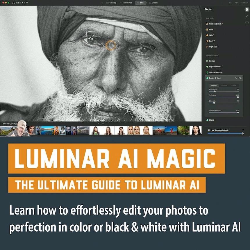 Luminar AI Magic