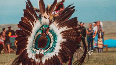 Custom Pins:  Supporting American Natives
