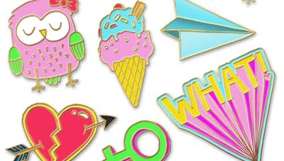 How to Make Customized Enamel Pins