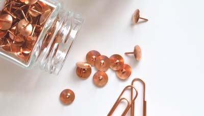 Is Rose Gold Popular on Lapel Pins? | Custom Pins Now