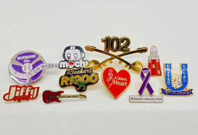 What Is an Enamel Pin Badge? | Custom Pins Now