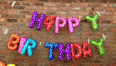 It's Party Time: Custom Birthday Enamel Pins