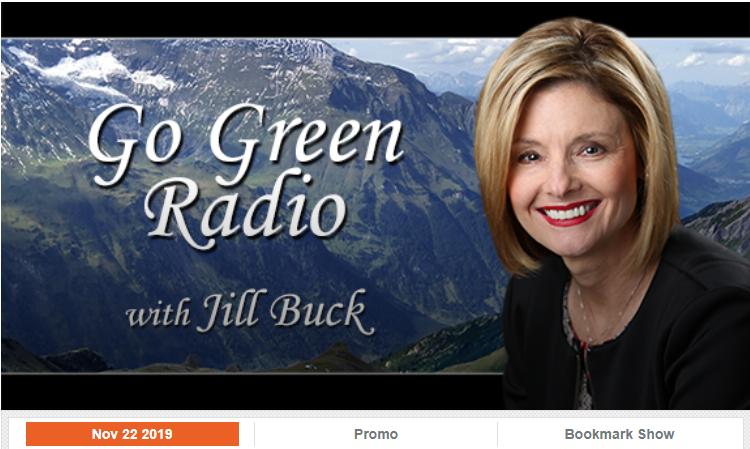 Go Green Radio Podcast