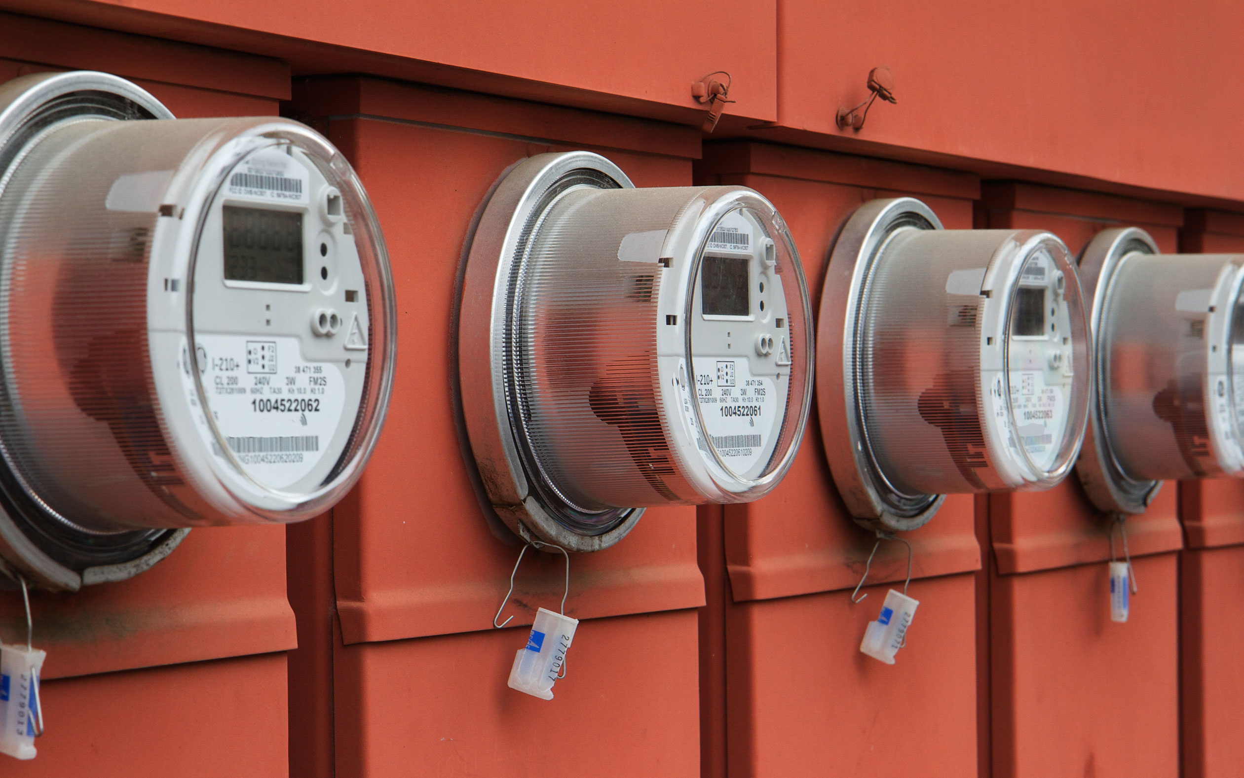 Who Benefits from Utility Meters?