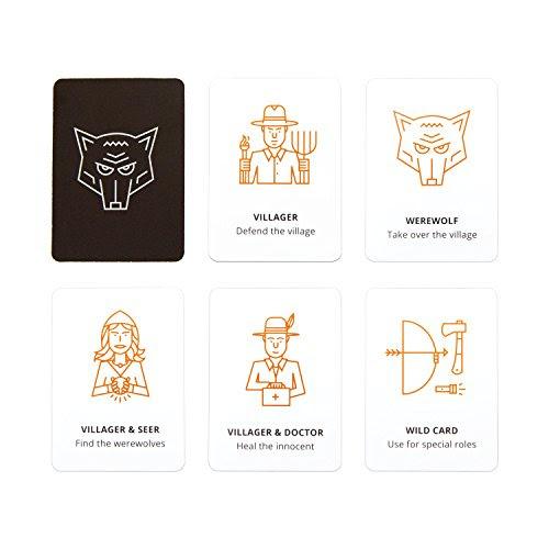 The werewolves card