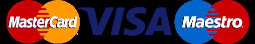 Visa, Maestro & Mastercard