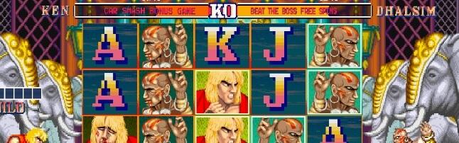 Street Fighter 2 -kolikkopeli - pelaa ja voita, RTP 96,06 %