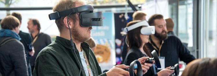 Virtual Reality - Nettikasinot 2021 - Virtuaalinen todellisuus