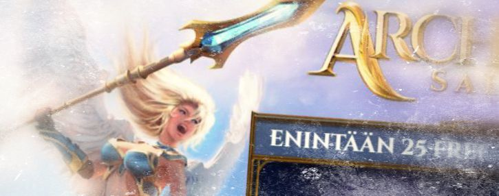 Archangels: Salvation slot - Taivaallinen uusi kolikkopeli