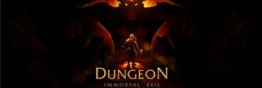 Dungeon Immortal Evil Slot vie pelaajat roolipelimaailmaan!