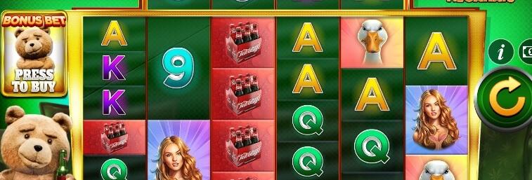 Ted Megaways -kolikkopeli - Pelaa ja voita bonus, RTP 96.03%