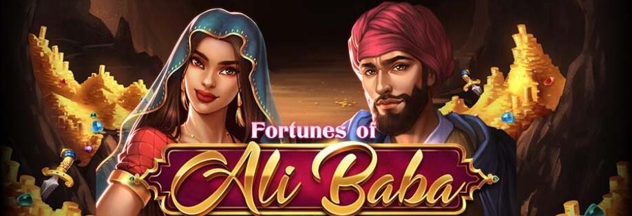 Paluu lapsuuteen Fortunes of Ali Baba Slotin parissa