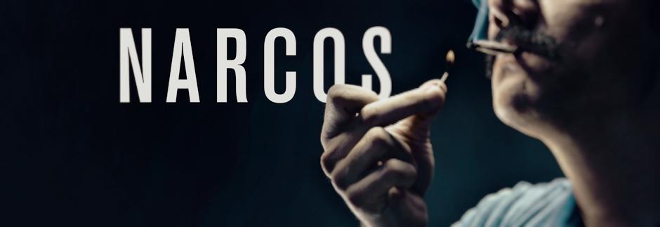 Narcos kolikkopeli - Tv-sarjan jännitystä & ilmaiskierroksia