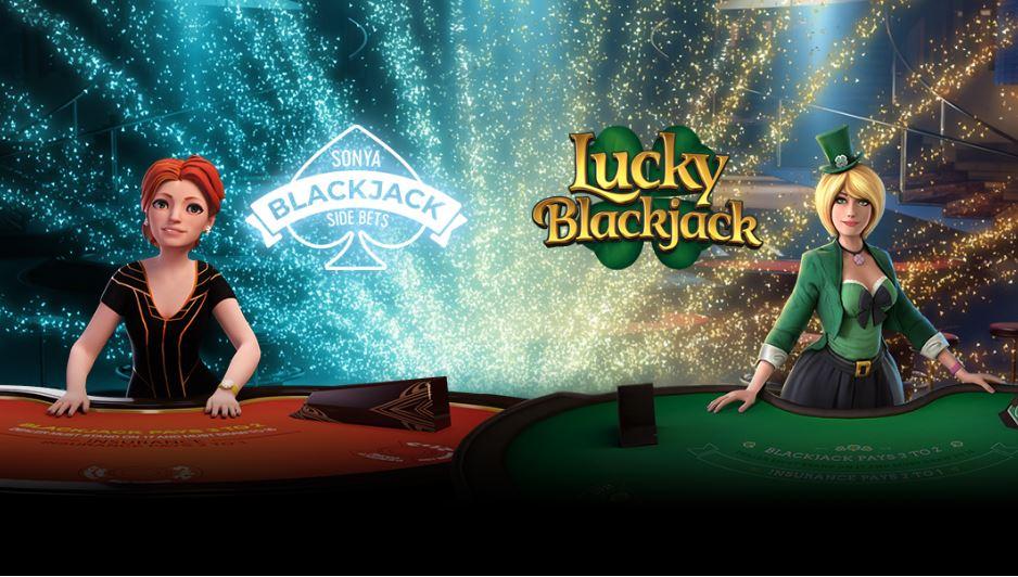 Yggdrasilin blackjack-pelit