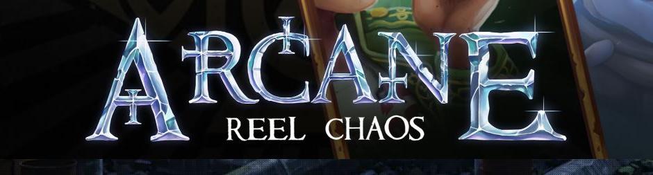 Arcane Reel Chaos – uusi supersankarikolikkopeli NetEntiltä!