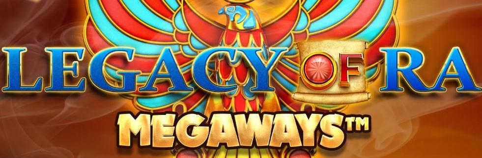 Legacy of Ra: Megaways - voita panoksesi 50000-kertaisesti!