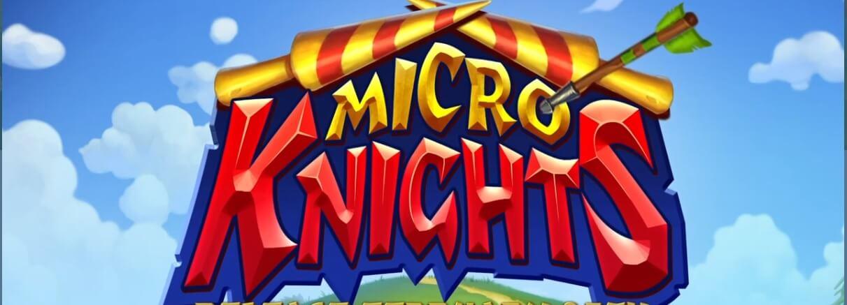 Elk Studios Micro Knights kolikkopeli - Pelaa nyt! RTP 96,0%