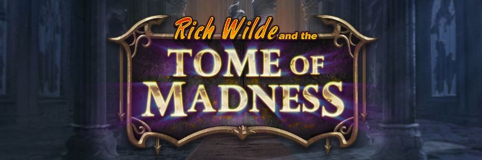 Rich Wilde and the Tome of Madness kolikkopeli - RTP 96,59 %