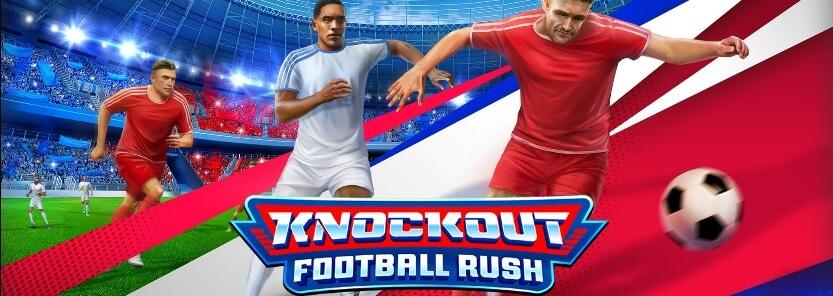 Knockout Football Rush - Jännitystä jalkapallon pyörteissä