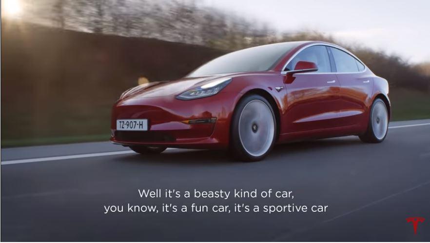 Millainen on Tesla Model 3?