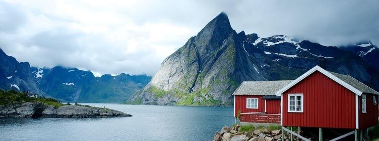 Koronarajoitukset - Riskipelaamisen vähentyminen - Norja 2020