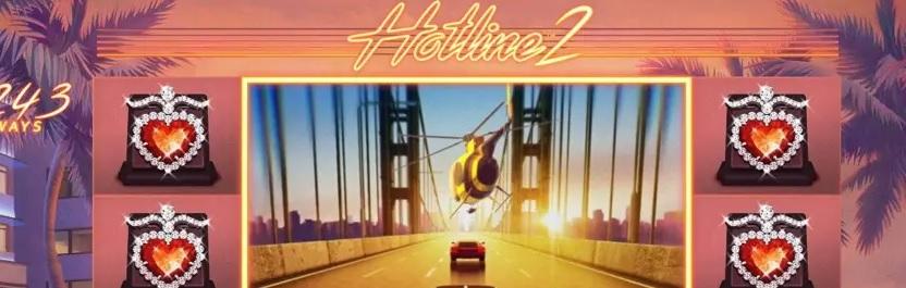 Hotline 2 -kolikkopeli - Pelaa & Voita Bonuspeli - RTP 96.05%