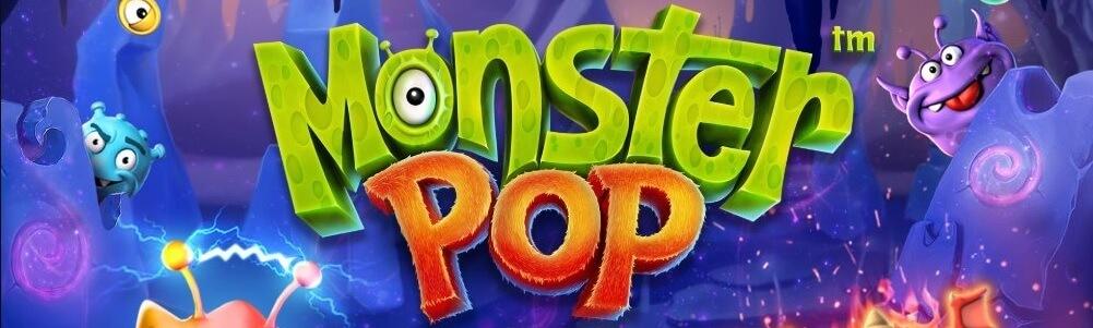 Pelaa ilmaiskierrokset Monster Pop kolikkopelissä, RTP 97,07