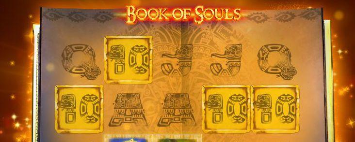 Book of Souls kolikkopeli vie menneisyyteen, lue arvostelu!
