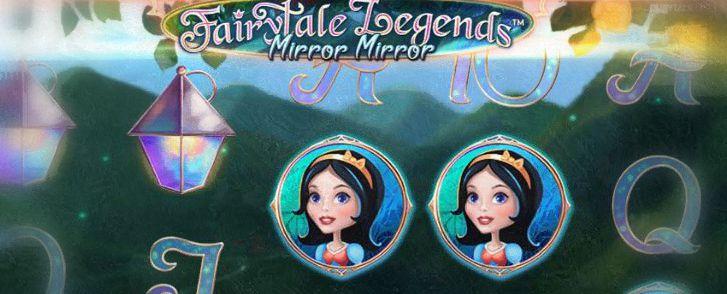 Fairytale Legends Mirror Mirror kolikkopeli - NetEnt, 96,48%