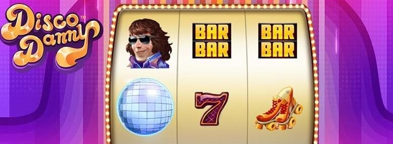 Pelaa Disco Danny -kolikkopeli - Ilmaiskierrokset & RTP 96.04%