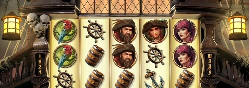 Rage of the Seas - merirosvoseikkailu 96,04% palautusprosentilla
