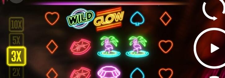 Miami Glow -kolikkopeli - Pelaa Glow Bonus - RTP 96.09 %