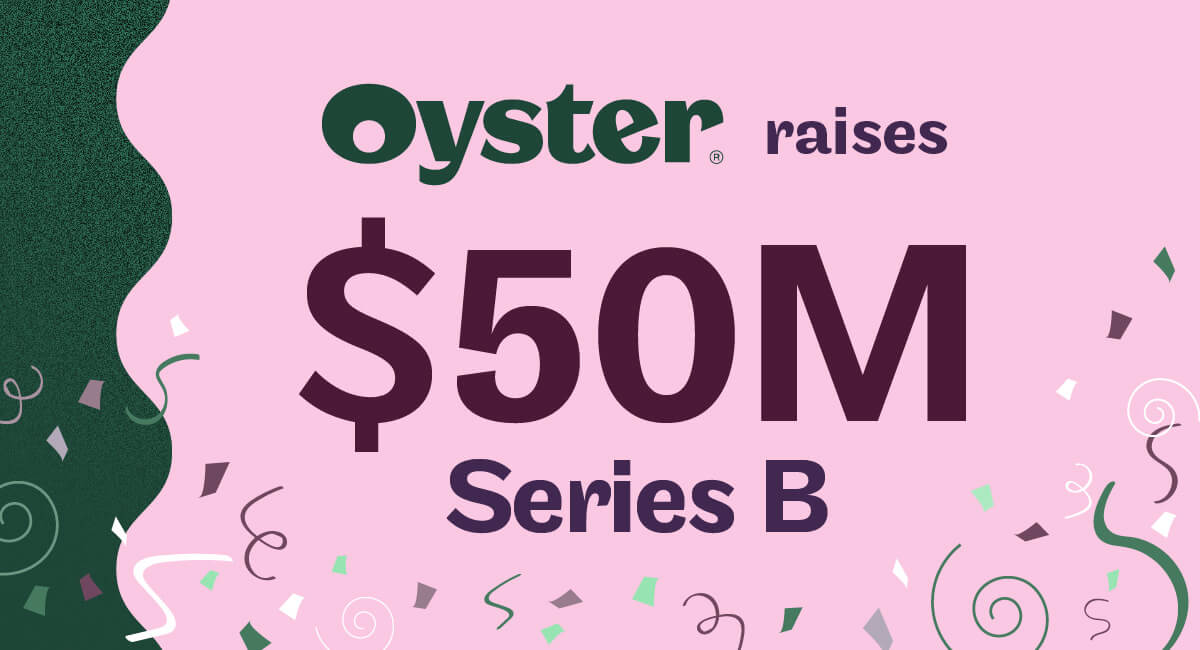 Announcing our $50M series B funding round