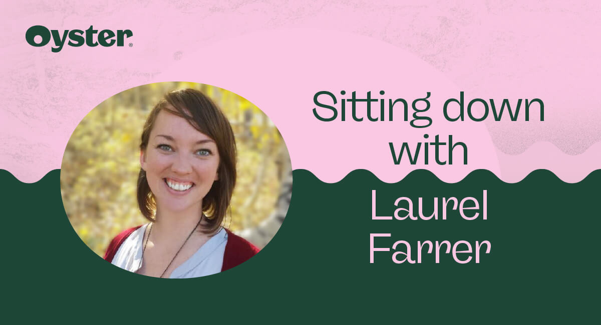 Sitting down with Laurel Farrer of Distribute Consulting