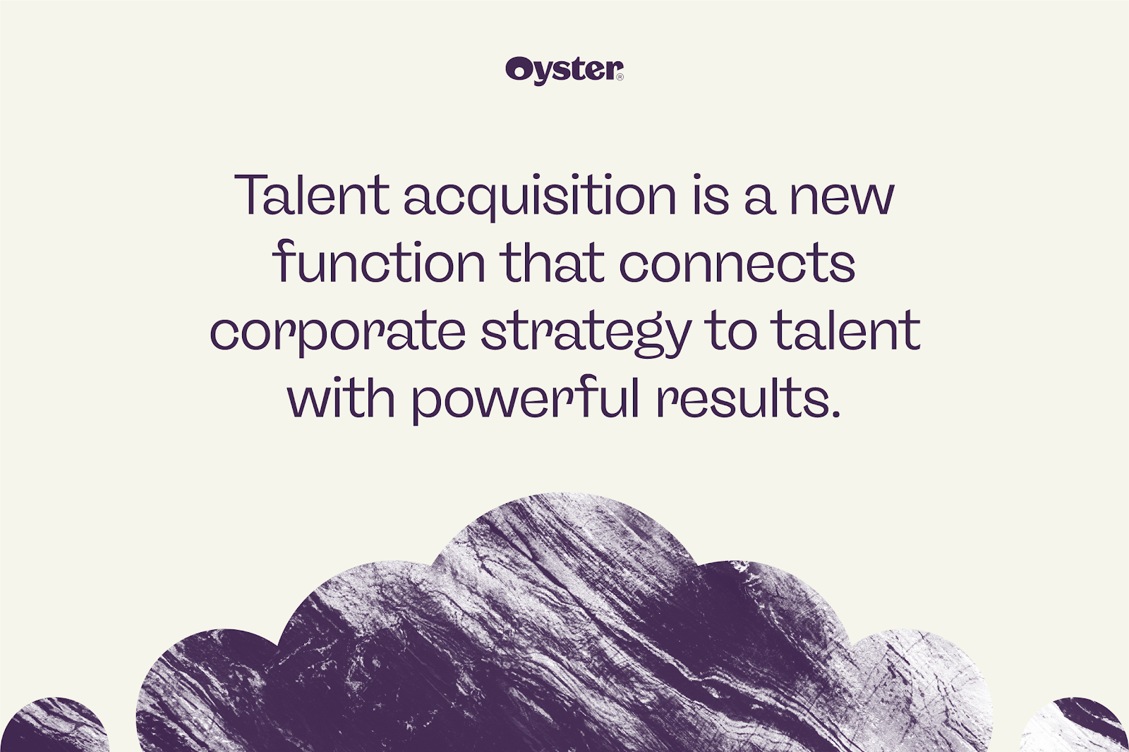 Talent acquisition is a new function that connects corporate strategy to talent with powerful results.